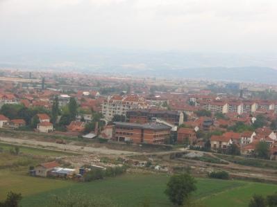 Panorama Leskovca, 1,